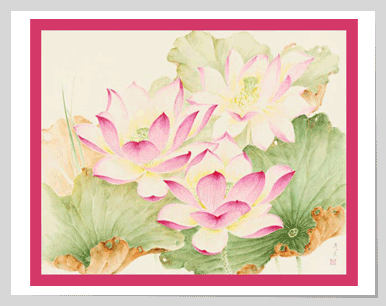 Lotus 凌波香遠