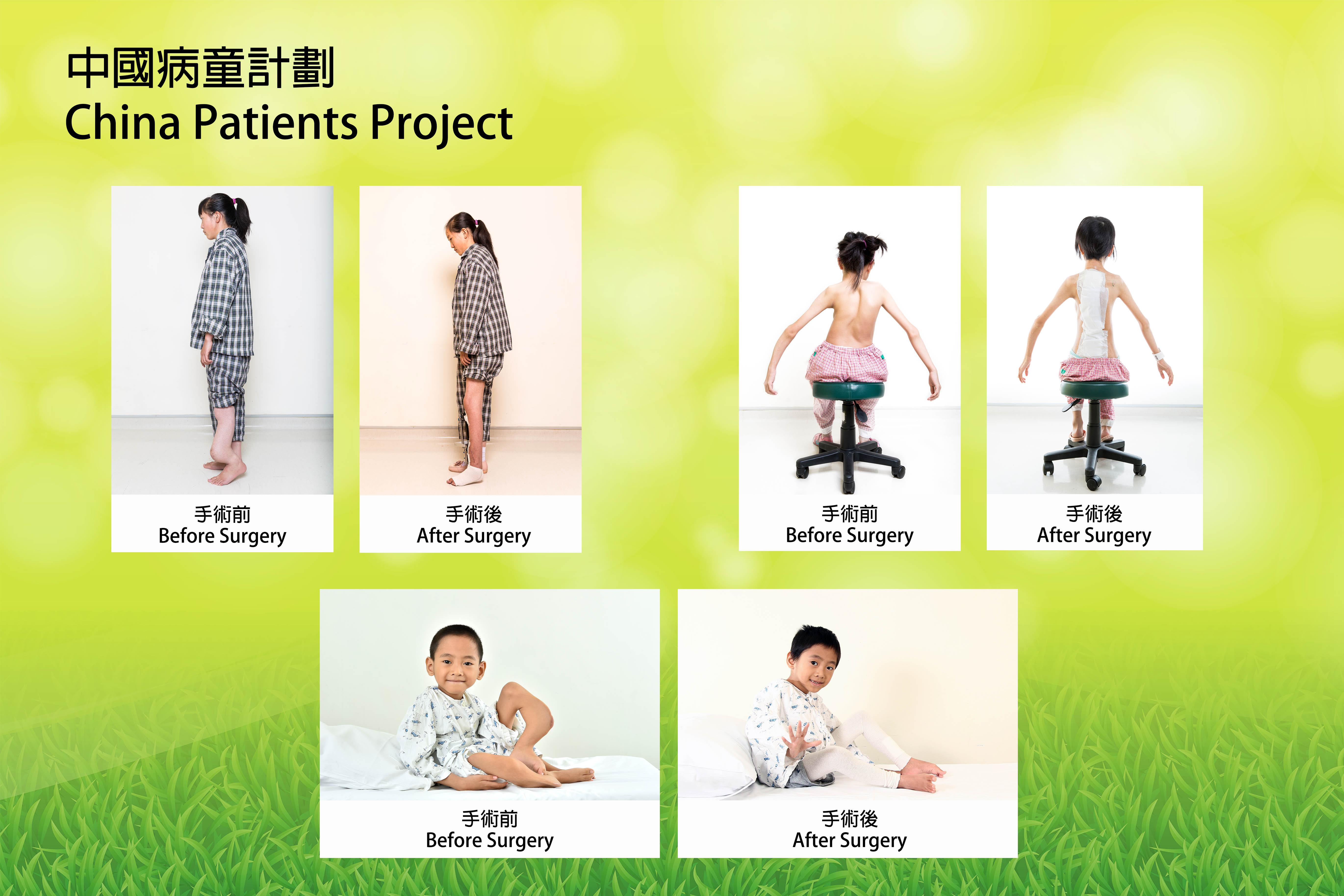 China Patients Project 中國病童計劃