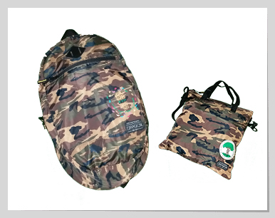 """""""Step Out for Children"""" Foldable Backpack"""