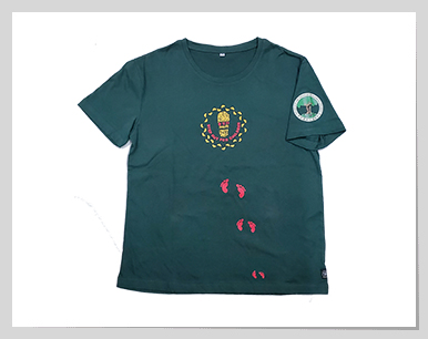 """""""Step Out for Children"""" T-shirt"""